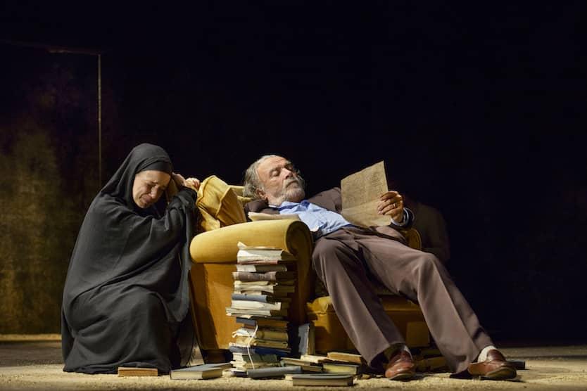Conversando di teatro - Lettere a Nour