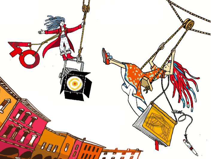 Festa del Teatro Ragazzi e del progetto Teatro Volante