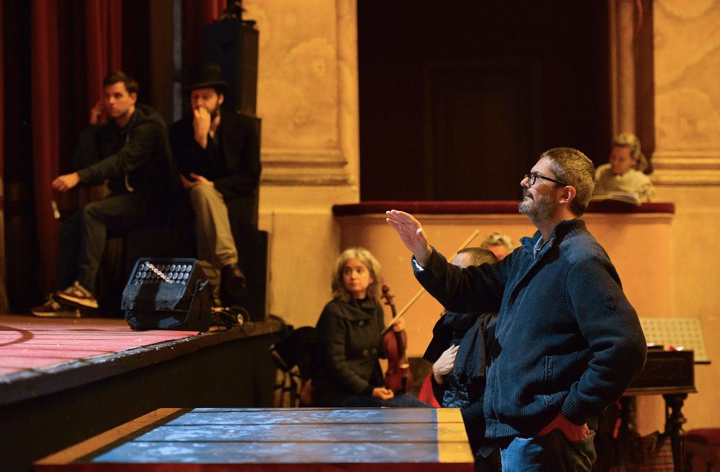 Conversando di teatro - La commedia della vanità